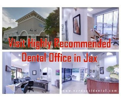 Visit Dental Office in Jax for an Exceptional Oral Health Care