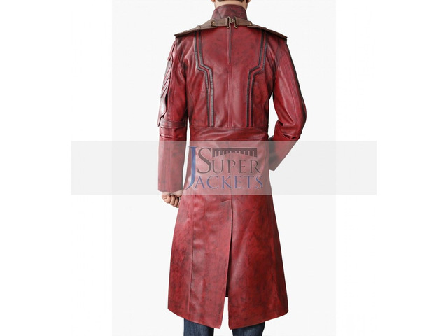 Guardians Of Galaxy Vol 2 Leather Coat | free-classifieds-usa.com