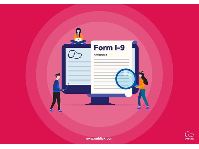 Section 3 of Form I-9: What, When, How and Much More | free-classifieds-usa.com