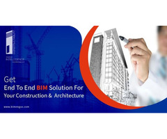 Get End to End Solutions on Building Information Technology at BIM Engineering US
