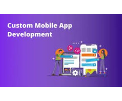 Custom Mobile App Development Company in USA