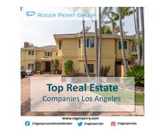 Top Real Estate Companies Los Angeles