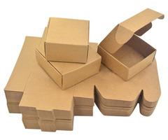 Custom Kraft Packaging Boxes Wholesale