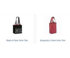 Wine Bottle Totes