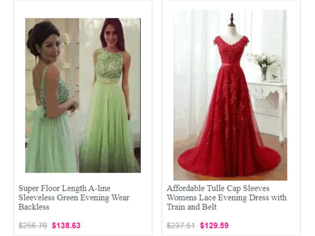 Affordable Evening Dresses | free-classifieds-usa.com