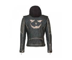 Joker | The Killing Jacket Black Leather Jacket