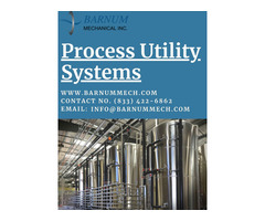 Process and Utility Piping Systems | Process Utility - Barnummech