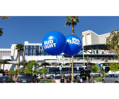 Gigantic Advertising Balloons and Parade Inflatables