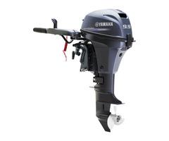 Used 9.9 Yamaha 4 Stroke