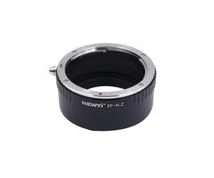 NEWYI AI-N.Z Lens Adapter Ring for Nikon F Mount Lens to for Nikon Z Full-Frame Mirrorless Camera Bo