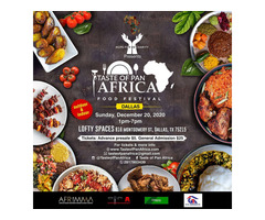 Taste of Pan Africa in Dallas