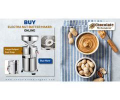 Best Quality Commercial Peanut Butter Machine – Nut Butter Machine for Home