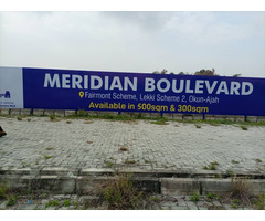 Land with Government Approved Title for sale