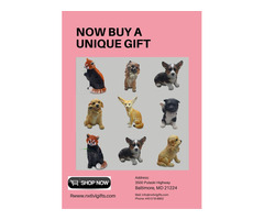 Now buy a unique gift (pets)