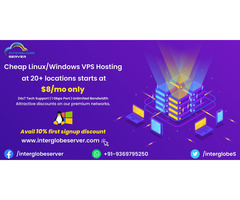 Buy Cheap VPS Hosting Plans