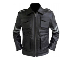 Happy Christmas| Resident Evil 6 Kennedy Leather Jacket