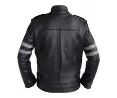 Happy Christmas| Resident Evil 6 Leather Jacket