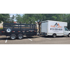 Junk removal services Tampa