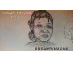 Dream Visions on Grayci's Gamut