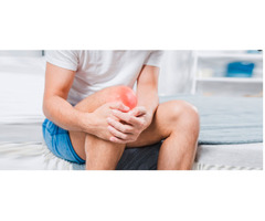 Knee pain treatment near Gaithersburg