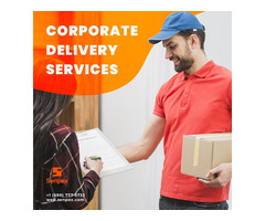 Leverage The Benefit of Timely Corporate Delivery Services!