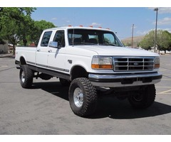 Sell 1996 Ford F-350 Crew Cab XLT $2500