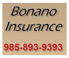 Best Insurance Agency in Covington Louisiana – Bonano Insurance