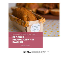 Scala Photography - Professional Product Photography in Raleigh