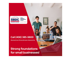 Strong foundations for small businesses!