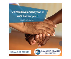 Going above and beyond in care and support!