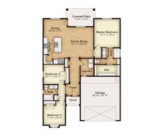 Vanessa Floor Plan