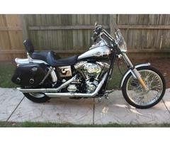 Harley Davidson Dyna 2003