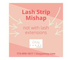Chicago Eyelash Lift | Chicago Lash Salon Litzy Yanay