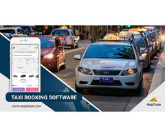 Get Your Own Custom Taxi Booking App Solution