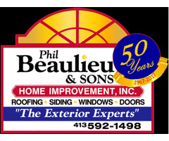 Roofing, Siding, Windows, Entry Doors & Beaulieu Home Improvement
