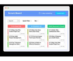 Orangescrum - Smart Agile Project Management Software
