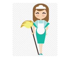 Maid service in Orting