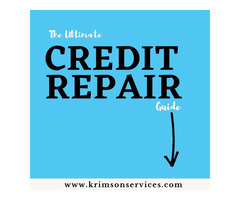 Concerned About Your Credit? Don't Worry- Krimson Financial Is Here To Help