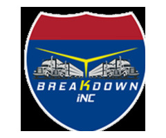Reliable Towing Services Near You - Breakdown Inc
