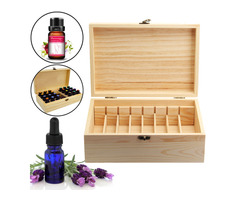 Storage Box Organizer For 5ml-30ml Essential Oil Bottle