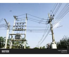 Transmission Line & Power Distribution Line Project Opening