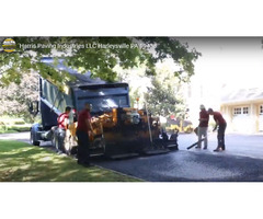 Commercial Paving Contractors Montgomery PA