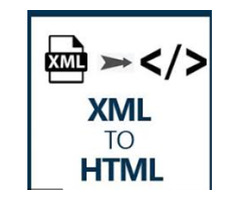Thinking How to Convert Xml to Html Without Any Data Loss?