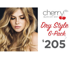 Haircuts in Frisco | Cherry Blow Dry Bar
