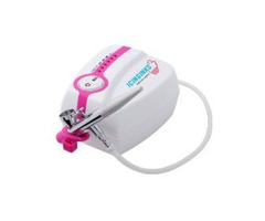 Decorate your cakes with Icinginks Airbrush Kits!