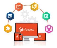 Splendid Magento ecommerce Development Services - Enquire Now
