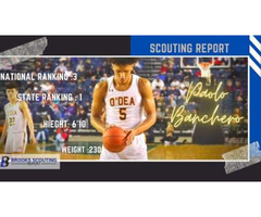 Washington's scouting report | Brooks scouting