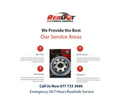 Used Truck Tires | Heavy Truck Repair | Truck Towing New Jersey, NJ