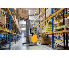 Heavy Duty Warehouse and Industrial Shelving Racks