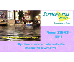 Resolve Fort Myers Water Damage Problems Easily